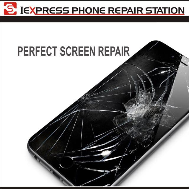 Iexpress phone repair station singapore