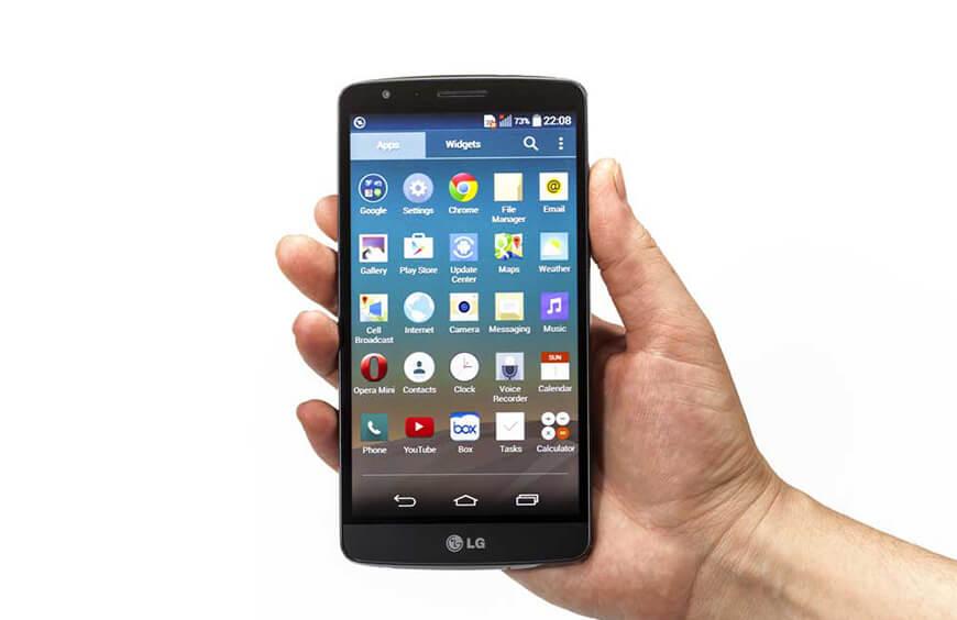 LG Phone Repair Singapore | Repair Advise