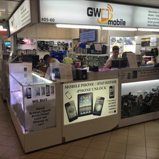 GW Mobile Repair Singapore
