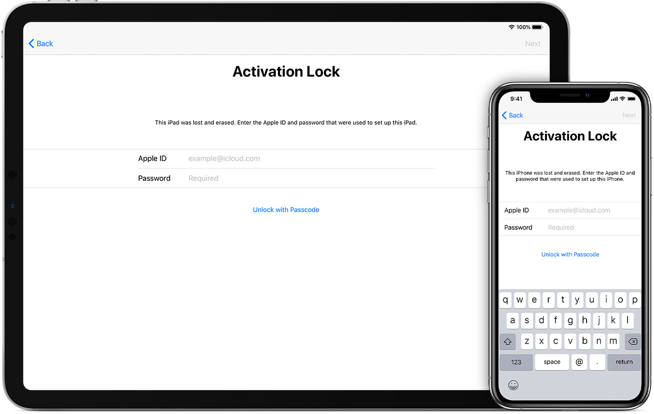 iCloud ID Lock Removal Singapore
